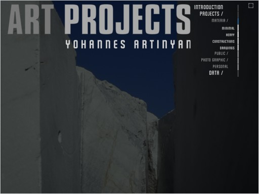 Artinyan - Art Projects